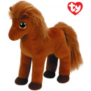 TY Plush Horse with Glitter eyes Gallops 15cm