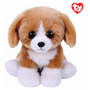 TY Plush Dog with Glitter eyes Franklin 15cm