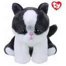 TY Plush Cat with Glitter eyes Yang 15cm