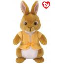 TY Peter Rabbit Plush with Glitter eyes Mopsy 15cm