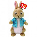 TY Peter Rabbit Plush with Glitter eyes Cottontail