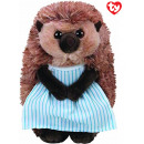 wholesale Toys: TY Peter Rabbit Plush Hedgehog with Glitter eyes T