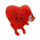nagyker Játékok:TY Emoji Heart 15cm