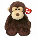 TY Plush Monkey with Glitter eyes Mookie 20cm