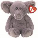 TY Plush Elephant with Glitter eyes Ella 20cm