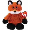 TY Plush Fox with Glitter eyes Fred 20cm