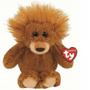 wholesale Toys: TY Plush Lion with Glitter eyes Leon 20cm