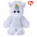 TY Plush Unicorn with Glitter eyes Agnus 33cm