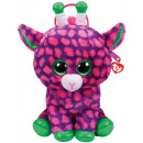 TY Plush Backpack Giraffe with Glitter eyes Gilber