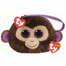 groothandel Speelgoed: TY Pluche Portemonnee Aap met Glitter ogen ...