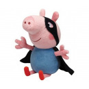 TY Peppa Pig Pluszowy superbohater George 25 cm