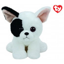 Großhandel Puppen & Plüsch: TY Plüschhund mit Glitzeraugen Marcel 24cm