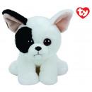 TY Plush Dog with Glitter eyes Marcel 24cm