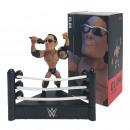 Großhandel Spielzeug: WWE The Rock Figur 10x18cm