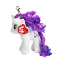 nagyker Licenc termékek: TY plüss My Little Pony Kulcstartó ritkaság 11cm