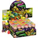 ingrosso Prodotti con Licenza (Licensing): Teenage Mutant Ninja Turtles Bolle 36 pz