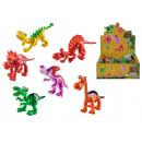 Figurines Nature World Dino assorties en Presentoi