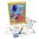 Disney Finding Dory Creative set in tin with poste