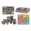 nagyker Játékok: Simba Pooperz kiegészítők 10-Pack 10x15cm