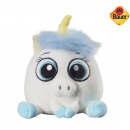 Plush Unicorn Blue 10cm