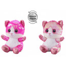 Plush Cat Glitter 20cm