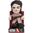 wholesale Licensed Products: DisneyStar Wars Plush Rey in Unique Velboa in di