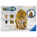 Wild Cats 3D-Plug-in-Puzzle (Ravensburger)
