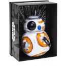 DisneyStar Wars Plüsch BB-8 Black Line in diff