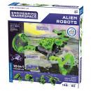 ingrosso Elettronica di consumo: Robot alieni Kosmos Engineering Makerspace 25x28cm