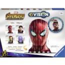 Großhandel Lizenzartikel: Wunder Avengers Infinity War 3D-Plug-In-Puzzle ...
