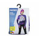 Rubies Costume Fortnite Brite Bomber Top Large