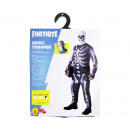 Rubies Costume Fortnite Skull Trooper Jumpsuit Lar