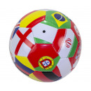 groothandel Ballen & clubs: Voetbal Worldcup Countries Size 5