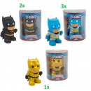 Ooshies DC Comics Collectables 3 assorted 12cm