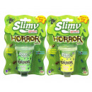 wholesale Other: Slimy Horror Slime 80gram in pot 6x7,5cm assorted