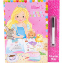 Princess Mimi's magical puzzle book wish and b