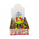 wholesale Wooden Toys: Wooden Bead Course assorted 13 cm