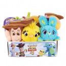 Disney Toy Story 4 Pluche 7 assorti in display 20c