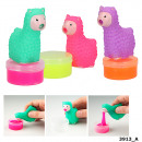 wholesale Other: Depeche Alpaca Slime spitting 3 assorted 8 cm