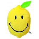 Nici Plush Pillow Lemon + -38x27cm