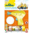 Dulcop Minions Bubble blow gun 60ml with light