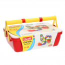wholesale Garden & DIY store: Quercetti Georello Toolbox 165pcs 23x31cm