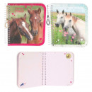 wholesale Gifts & Stationery: Depesche Horses Dreams Notebook 2 assorted in di