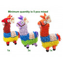 Plush Lama Marlowe Serie2 3 assorted S2 30cm