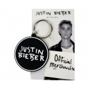 Keychain Justin Bieber Logo
