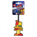 Lego The Movie 2 Kofferlabel Duplo 8,5cm