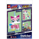 Lego the Movie 2 Staticker Stickers 22x30cm