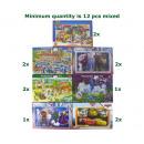 Children's Puzzle Various Licenses 7 assorted