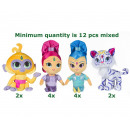 Shimmer & Shine plush 4 assorted S3 28cm