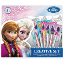 Disneyfrozen Creative set with poster and stickers